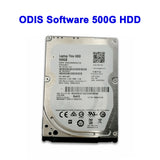 ODIS Software V6.20 VW Audi Elsawin 6.0 Vag ETKA 8.2 ODIS Engineer Software V12.1 Installed In HDD/SSD