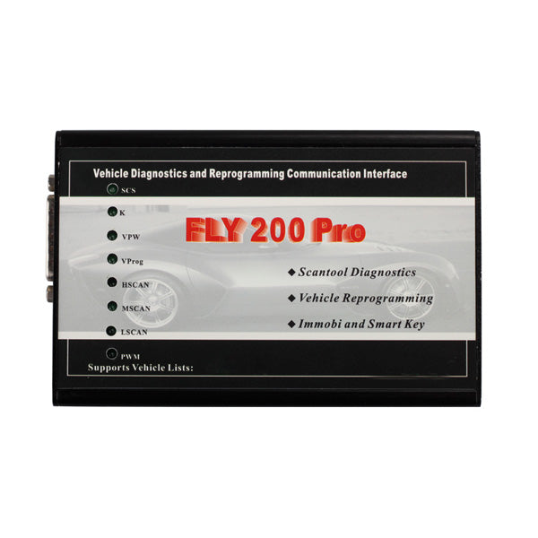 FLY Scanner for Ford and Mazda FLY200 PRO - VXDAS Official Store