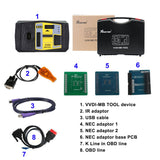 Xhorse VVDI MB BGA Tool  package list