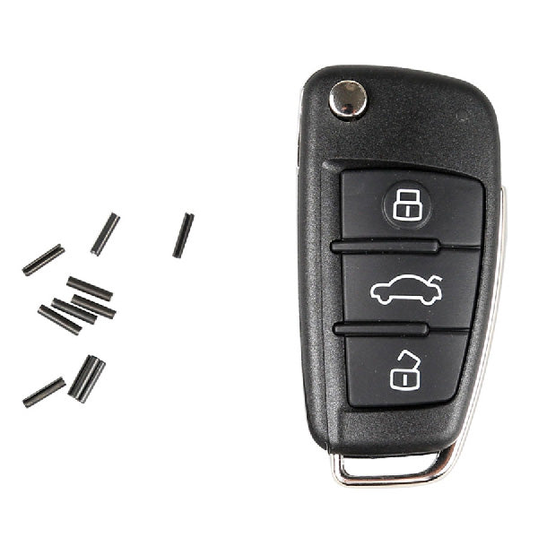 XHORSE VVDI X003 Audi A6L Q7 Style Universal Remote Key 3 Buttons for VVDI Mini Key Tool 5pcs/lot