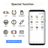 NexzDas Lite Special Functions to Upgrade The Function - VXDAS Official Store