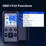 Autel ML629 OBD2 Scanner Automotive Engine Transmission ABS SRS Diagnoses Tool Full OBD 2 Function and DTC Lookup - VXDAS Official Store