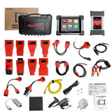 Autel MaxiSYS MS908S Pro OBD2 Auto Diagnostic Scanner Tool ECU Tester Programming J2534 MS908 Pro Programmer with WiFi Update Online - VXDAS Official Store