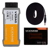 VXDIAG VCX NANO 2014D For Volvo Car Diagnostic Tool Better Than Volvo VIDA Dice Scanner