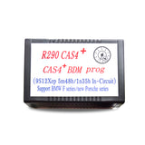 R290 CAS4+ BDM Programmer Supports Latest for BMW and Porsche Motorola MC9S12XEP100 chip (5M48H/1N35H) - VXDAS Official Store