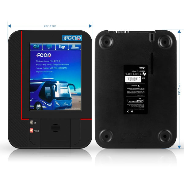 Fcar F3-W World Cars Scanner Fcar F3-W Auto Diagnostic Scanner For Gasoline Cars and Heavy Duty Trucks - VXDAS Official Store