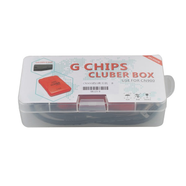 Toyota G Chips Cloner Box Use for CN900 - VXDAS Official Store