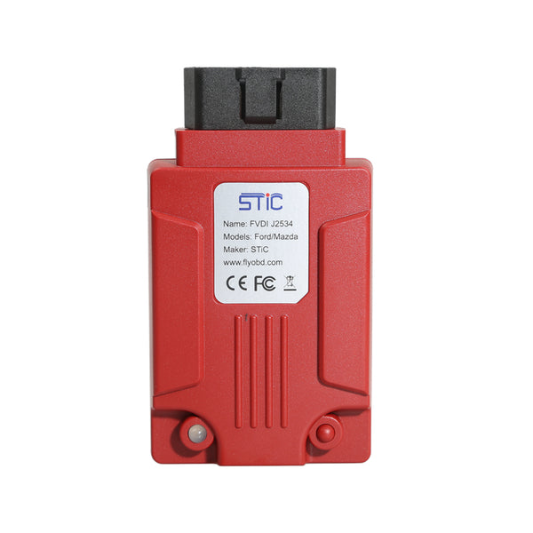 SVCI J2534 Diagnostic Tool for Ford & Mazda Support Online Module Programming - VXDAS Official Store