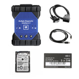 WIFI GM MDI 2 Multiple Diagnostic Interface 2 with GDS2, Tech2 Win Software - VXDAS Official Store