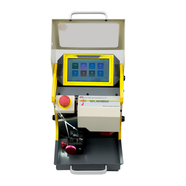SEC-E9 CNC Automated Key Cutting Machine with Android Tablet - VXDAS Official Store