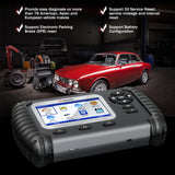 Vident iAuto700 Professional All System Scan Tool for Engine Oil Light EPB EPS ABS Airbag Reset Battery Configuration