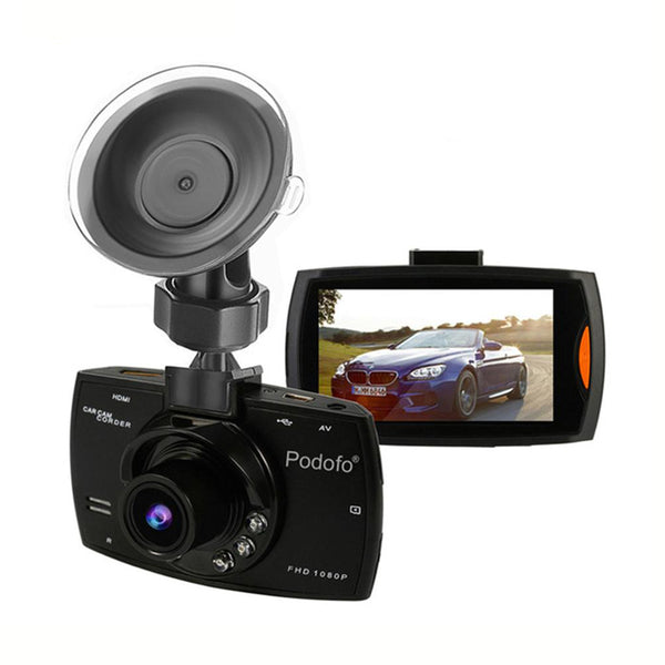 Car DVR Camera G30 Full HD 1080P 140 Degree Dashcam Video Registrars for Cars Night Vision G-Sensor Dash Cam - VXDAS Official Store