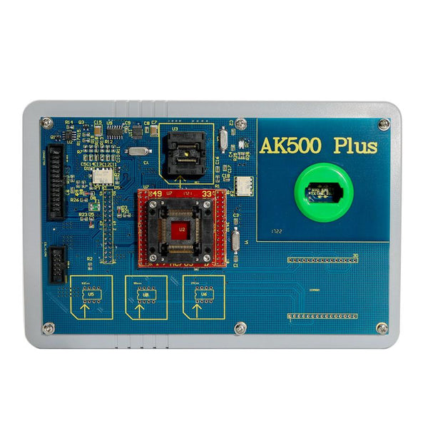 AK500 Plus Key Programmer For Mercedes Benz (Without Database Hard Disk) - VXDAS Official Store