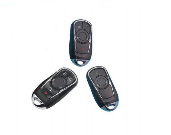 Smart Key for Excelle, GL8,Chevrolet Cruze, Malibu, Lacrosse, with 3/4/5 Buttons 314.9MHz 10pcs/set - VXDAS Official Store