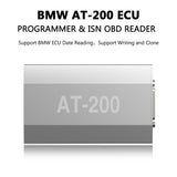 AT-200 ECU Programmer IMMO Read ISN By OBD Support for BMW ECU Data Reading/Writing/Clone - VXDAS Official Store