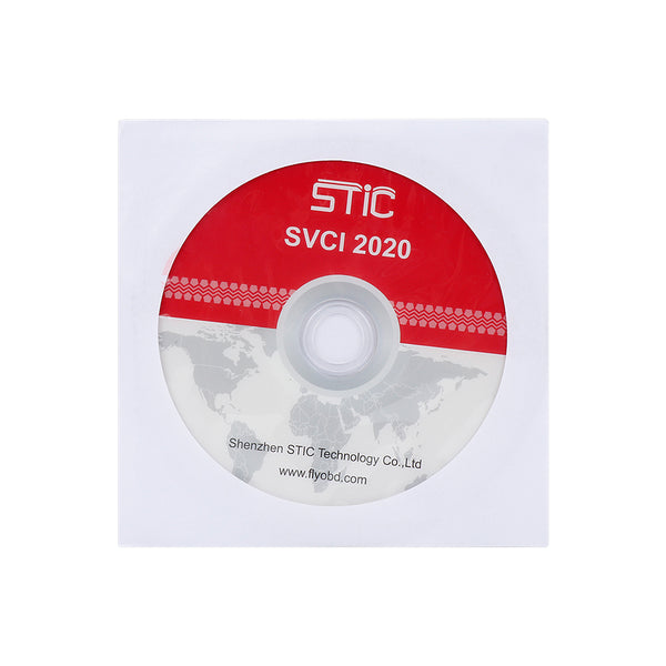2020 SVCI (FVDI) Commander with Full 21 Software Unlock Version - VXDAS Official Store