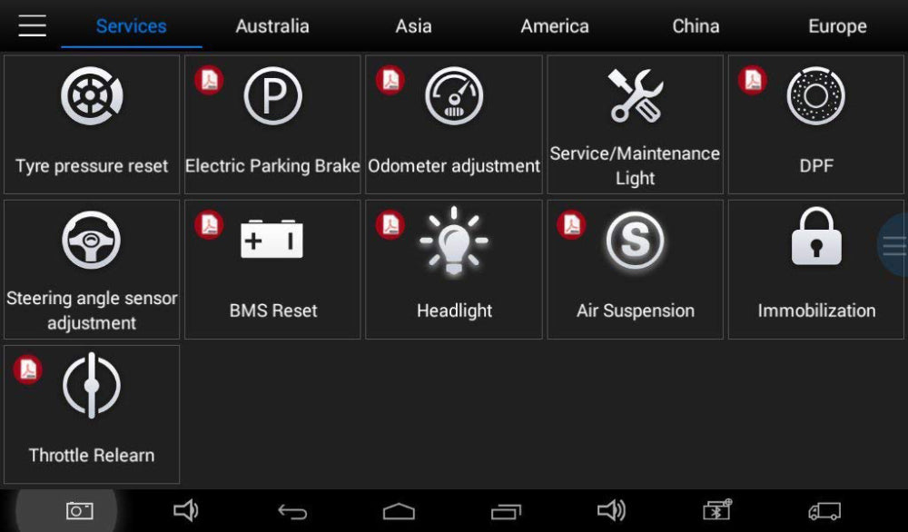 XTOOL EZ400 PRO Diagnostic Tool Xtool EZ400 Auto Diagnostic Tool + IMMO+Oil  Service + EPB + TPS Support WiFi and Android