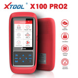 XTOOL X100 Pro2 Auto Key Programmer with EEPROM Adapter Support Mileage Adjustment - VXDAS Official Store