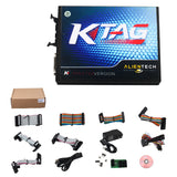 KTAG K-TAG V2.13 Firmware V6.070 ECU Programming Tool Master Version Unlimited Token - VXDAS Official Store