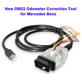 New OBD2 Odometer Correction Tool for Mercedes Benz Year 2015-2017 No Need CAN Filter - VXDAS Official Store