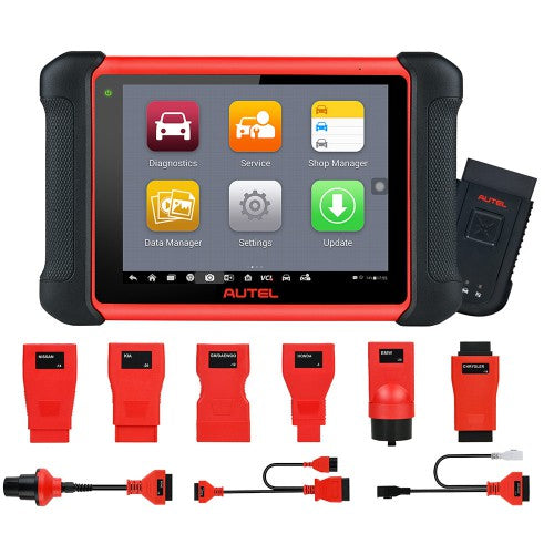 Autel MaxiCOM MK906BT Full System OBD2 Scanner 2021 New Version Car Diagnostic Tool