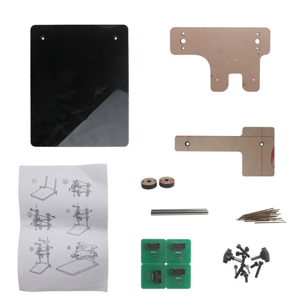 BDM Frame with Adapters Set Fit for FGTECH BDM100 Chip Tuning Tool - VXDAS Official Store