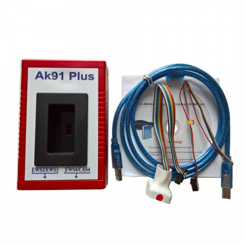 AK91 Plus for BMW AK91+ Key Programmer V4.00 for All BMW EWS Support EWS4.4 - VXDAS Official Store