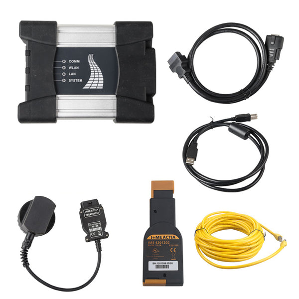 ICOM NEXT A For BMW Diagnostic & Programming Tool Support B-MW E/ F/ G Series Cars Till 2018 - VXDAS Official Store
