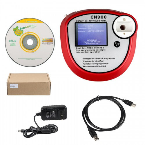 CN900 Auto Key Programmer V2.28.3.63 OEM CN900 Key Copy Machine - VXDAS Official Store