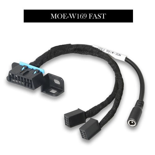 EZS Bench Test Cable Full Set for Mercedes
