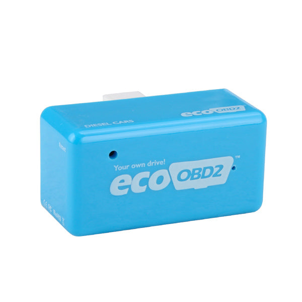 Mini Eco OBD2 Economy Chip Tuning Box 15% Fuel Save for Gasline Diesel Cars Decrease Fuel Consumption Plug and Drive EcoOBD2 - VXDAS Official Store