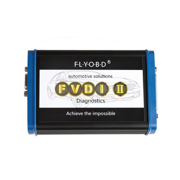 FVDI 2 FLY OBD terminator full version diagnostic and scanner tools auto key programmer for most cars and fvdi2 - VXDAS Official Store