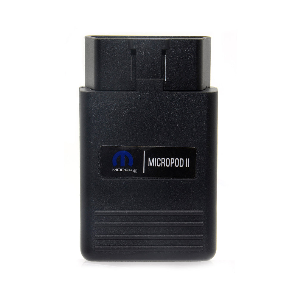 WiTech MicroPod 2 WiTech 2 For Chrysler Diagnostic & Programming Tool Support Online
