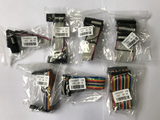 Ktag Cables Full Set Red PCB Ktag EU Online Version Full Connectors - VXDAS Official Store