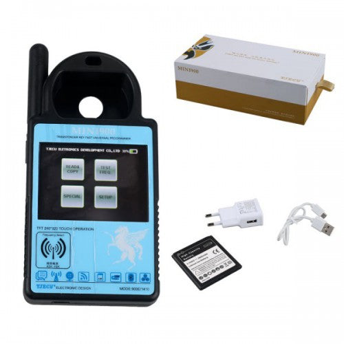 ND900 Mini Key Programmer Mini ND900 Transponder Key Programming Tool