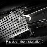 Air Inlet Vent Grille Cover Dustproof Anti-dirty Purification Air Filter Car Accessories For Tesla Model 3 - VXDAS Official Store
