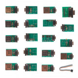Full Adaptors for All UPA USB Programmer - VXDAS Official Store