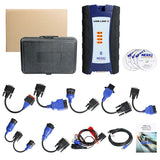 New NEXIQ-2 USB Link 2 NEXIQ Diesel Heavy Duty Truck Diagnostic Tool Full Set NEXIQ2 with Bluetooth - VXDAS Official Store