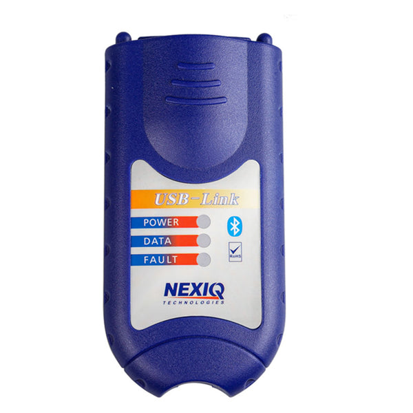 NEXIQ USB Link + Software NEXIQ 125032 Diesel Truck Diagnostic Interface - VXDAS Official Store