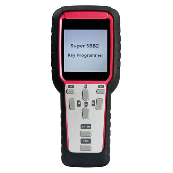 Super SBB2 Key Programmer for IMMO+Odometer+OBD Software+Oil/service Reset+TPMS+EPS+BMS All in One Handheld Scanner - VXDAS Official Store