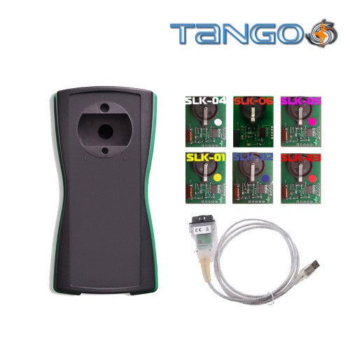 Scorpio Tango Key Programmer With Full Toyota Software + 6 Emulators + OBDII Cable Complete Package for Toyota