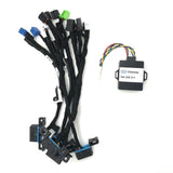 Test Cable For Mercedes-Benz W204 W207 W212 W166 W164 W221 EIS ESL With Dash Connector +Gateway Emulator - VXDAS Official Store