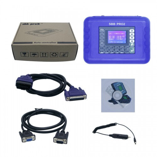 V48.88 SBB Pro2 Key Programmer Support Cars to 2017 Replace SBB 46.02 - VXDAS Official Store