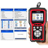 VIDENT iMax4301 VAWS VAG OBD Diagnostic Service Tool with 9 Special Functions
