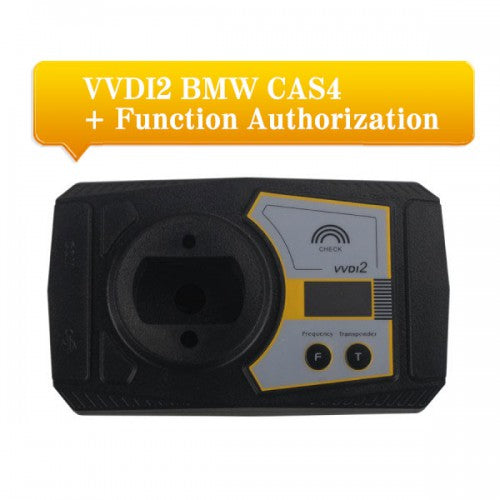 BMW CAS4+ Function Authorization Service for VVDI2 Commander Programmer - VXDAS Official Store