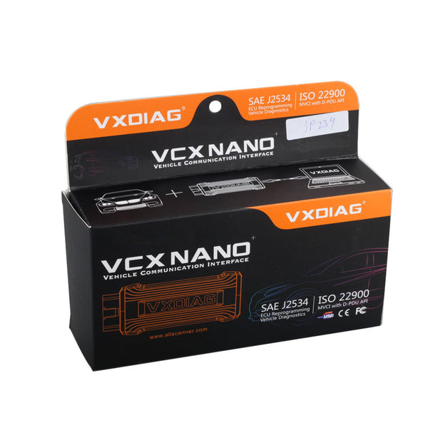 VXDIAG VCX NANO for Ford/Mazda 2 in 1 All scanner - VXDAS Official Store