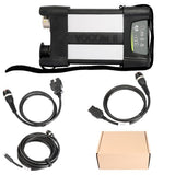 VOCOM II 88894000 With APCI PPT 2.7.25 Tech Tool Diagnostic Scanner for VOLVO Excavator Heavy Truck