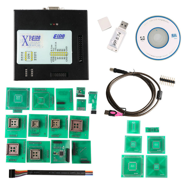 XPROG Box ECU Programmer XPROG-M V5.74/V5.84 with USB Dongle Supports BMW CAS4 - VXDAS Official Store