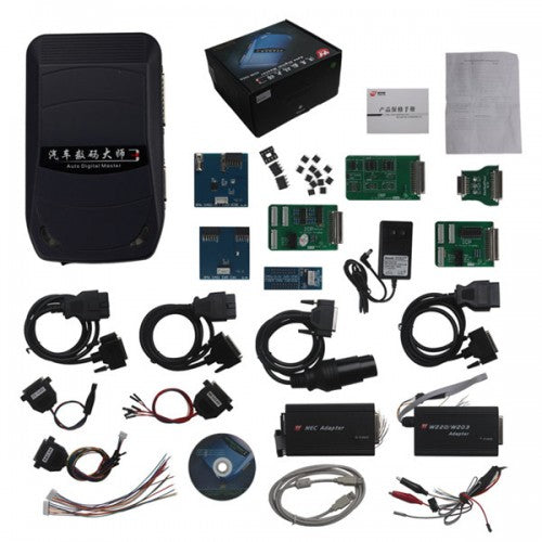 Original YH ADM-300A Digital Master SMDS III V1.7.1703.14 ECU Programming Tool with 450 Tokens - VXDAS Official Store