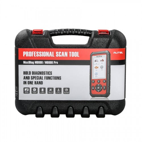 Autel MaxiDiag MD808 Pro All Modules Scanner OBD2 Code Reader (MD802 ALL+MaxicheckPro) - VXDAS Official Store